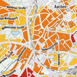 Immobilien Und Mietpreise In Aachen